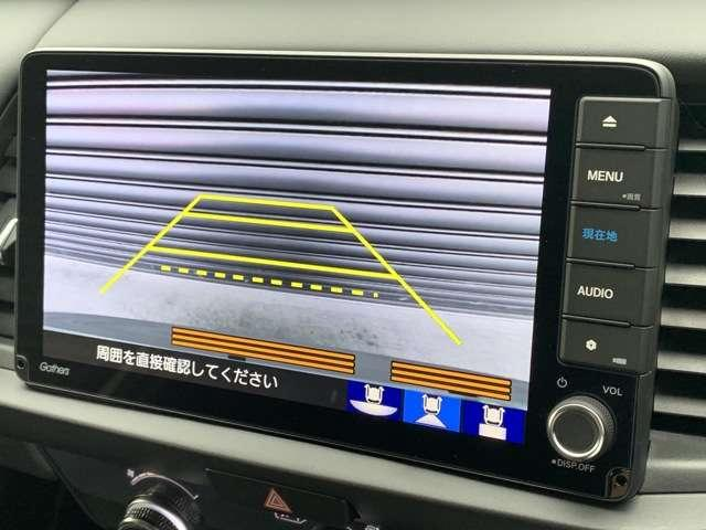ホーム ホンダコネクト9インチナビ フルセグTV DVD再生可 Bカメラ ETC ドラレコ スマートキー LEDヘッドライト レンタUP車(9枚目)