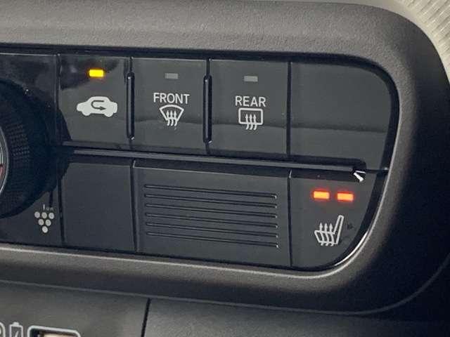 Lホンダセンシング インターナビ BTA Bカメラ ドラレコ スマートキー ETC シートヒーター クリアランスソナー レンタUP車(12枚目)