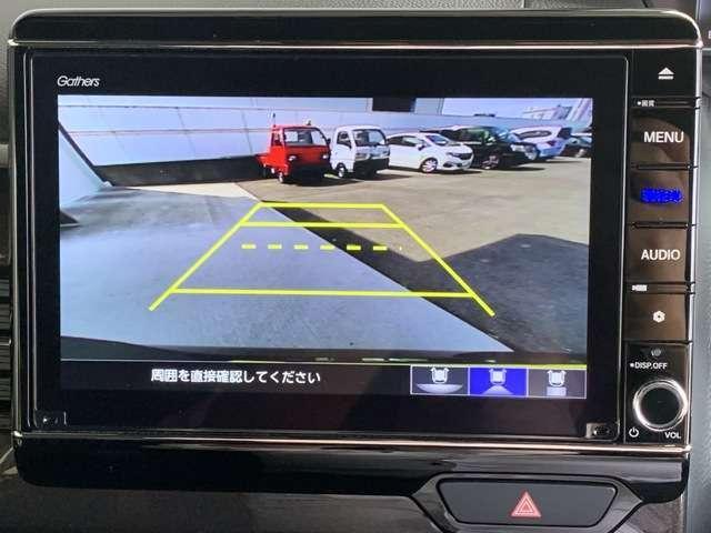 Lターボ 8インチインターナビ フルセグTV DVD再生可 BTオーディオ ドラレコ ETC スマートキー 両側パワースライドドア LEDヘッドライト アルミホイール レンタUP車(8枚目)
