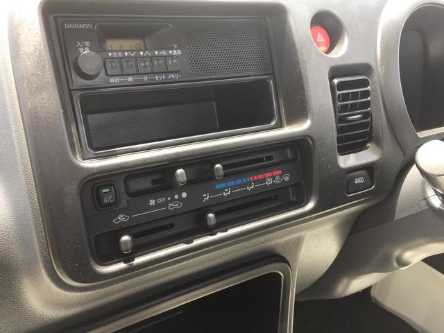 ダイハツ ハイゼットトラック 切替式4WD AC PS 新品 タイヤ新品 バッテリー