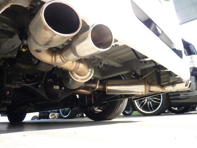 スーパーGL ダークプライム BRITZデモカー コンプレッサーシステムスーパーチャージャー NURSPECマフラー ZZR-DSC車高調 タッチブレイン エアロスピードRコンセプトフロント サイド リアスカート ボンネット(15枚目)