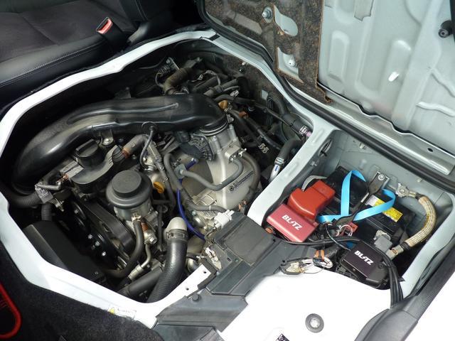スーパーGL ダークプライム BRITZデモカー コンプレッサーシステムスーパーチャージャー NURSPECマフラー ZZR-DSC車高調 タッチブレイン エアロスピードRコンセプトフロント サイド リアスカート ボンネット(16枚目)