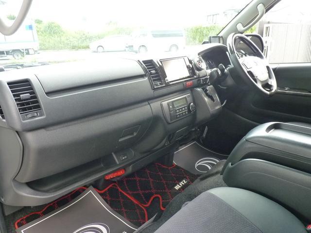 スーパーGL ダークプライム BRITZデモカー コンプレッサーシステムスーパーチャージャー NURSPECマフラー ZZR-DSC車高調 タッチブレイン エアロスピードRコンセプトフロント サイド リアスカート ボンネット(31枚目)