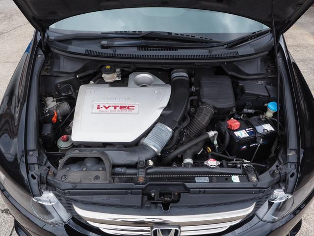 2400ccのエンジンは力強く、運転らくらく!!タイミングチェーン車なので10万キロ時にタイミングベルトのように交換する必要はございません。