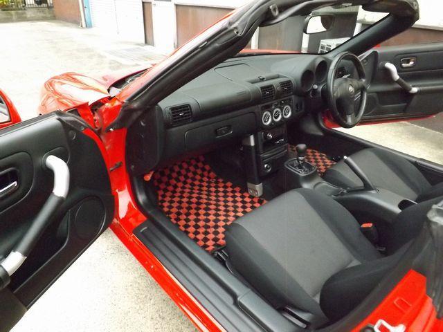 Sエディション 6MT・TRD製クイックシフト・シフト革巻直済・ETC・純正エンジンイグニッションプッシュスタート付・社外製HIDヘッド・レイズ製前後17インチAW・TEIN製車高調・社外製マフラー・(18枚目)