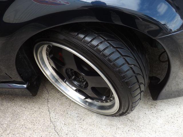 Sエディション 5MT・ダッシュ逃4点式げロールゲージ・ETC車載器・外ステ/シフト・車高調・外マフラ・ファイナルヘッドライトユニット・外HID・社外製17インチアルミ・外クラ/フライ・(24枚目)