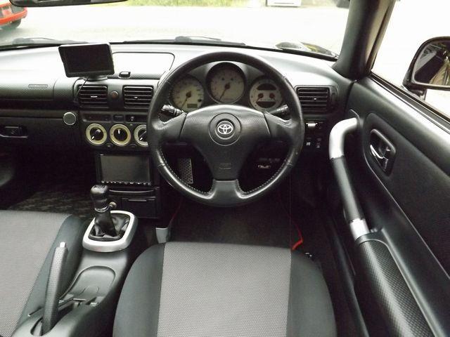 Sエディション 6MT・ETC車載器・HDDナビ・リアビュカメラ・BLITZ製車高調・A・TECH製F15R16インチ軽量アルミ・フジツボ製マフラー・(Pゲッター)(9枚目)