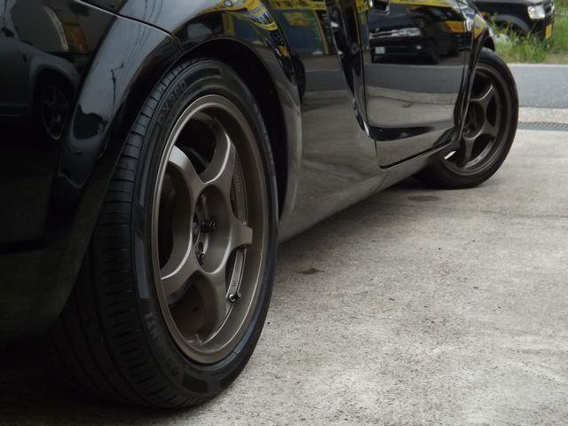 Sエディション 6MT・ETC車載器・HDDナビ・リアビュカメラ・BLITZ製車高調・A・TECH製F15R16インチ軽量アルミ・フジツボ製マフラー・(Pゲッター)(24枚目)
