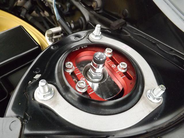 Sエディション 6MT・ETC車載器・HDDナビ・リアビュカメラ・BLITZ製車高調・A・TECH製F15R16インチ軽量アルミ・フジツボ製マフラー・(Pゲッター)(31枚目)