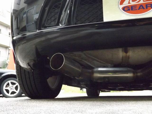 Sエディション 6MT・ETC車載器・HDDナビ・リアビュカメラ・BLITZ製車高調・A・TECH製F15R16インチ軽量アルミ・フジツボ製マフラー・(Pゲッター)(34枚目)