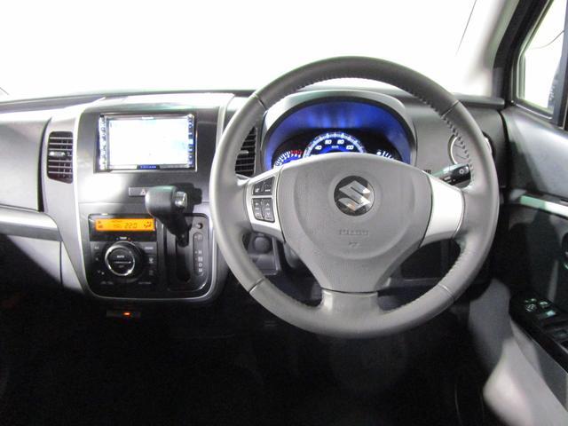 スズキ ワゴンRスティングレー T ターボ HDDナビ MSV HID ETC スマートキー