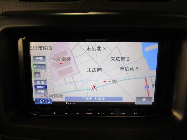 L 社外メモリーナビ ワンセグTV DVD再生 ETC車載器 キーレスエントリー アイドリングストップ 電動格納ミラー レンタアップ(2枚目)