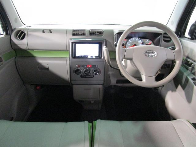 L 社外メモリーナビ ワンセグTV DVD再生 ETC車載器 キーレスエントリー アイドリングストップ 電動格納ミラー レンタアップ(8枚目)