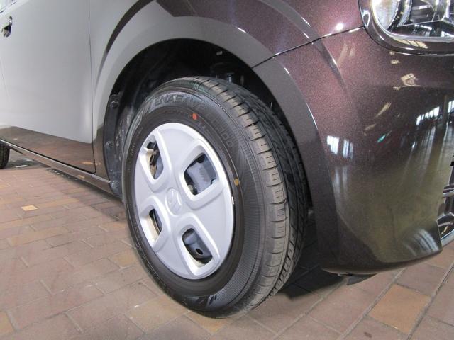 L デュアルセンサーブレーキサポート 純正CDオーディオ AUX キーレスエントリー オートライト 運転席シートヒーター アイドリングストップ チョイ乗り車(19枚目)
