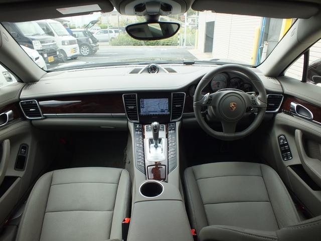 ポルシェ ポルシェ パナメーラ SスポーツクロノPKG法人ワンオーナー正規ディーラー車