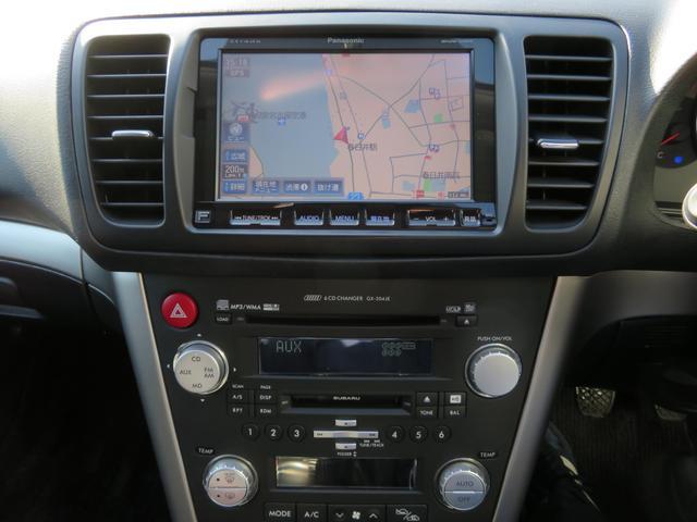 スバル レガシィツーリングワゴン 2.0GT 5速MT HDDナビTV キセノン ETC