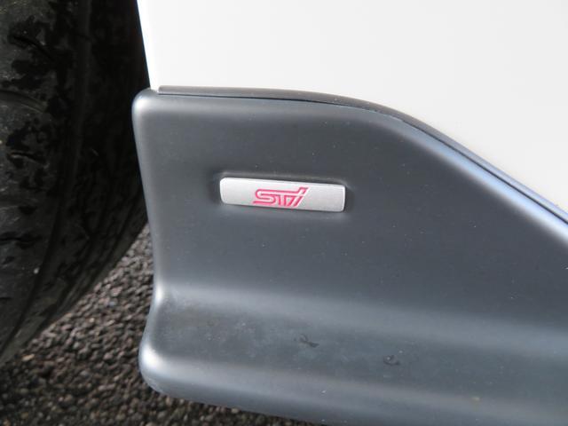 2.0STIスポーツアイサイト 9インチSDナビTV レザーシート STIエアロ アドバンスドセイフティーパッケージ ブラインドスポットモニター LEDアクセサリーライナー パワーシート(61枚目)