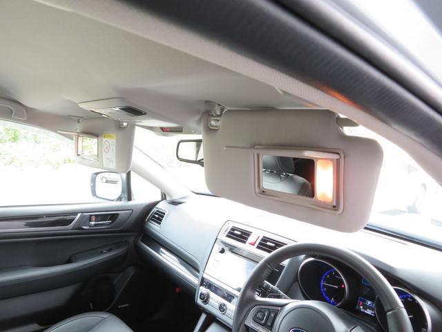 リミテッド 1オーナー 黒革シート ハーマンカードンSDナビTV バックカメラ パワーバックドア アイサイト オーバーフェンダー ハイビームアシスト スバルリヤビーグルディテクション パワーシート シートヒーター(43枚目)