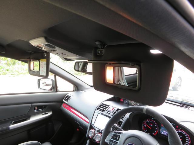 tS NBRチャレンジパッケージ 限定車 SDナビTV STIエアロ ドライカーボンリアスポイラー 18インチアルミ STI製レカロバケットシート アドバンスドセイフティパッケージ サイドカメラ バックカメラ(45枚目)