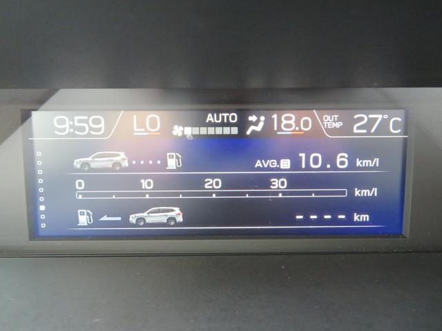 アドバンス 1オーナー サンルーフ 黒革シート ダイアトーン8インチナビTV サイド&バックカメラ STIエアロ ドライバーモニタリングシステム パワーバックドア ルーフレール LEDアクセサリーライナー(37枚目)