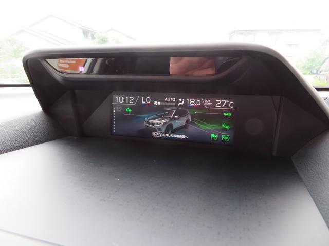 アドバンス 1オーナー サンルーフ 黒革シート ダイアトーン8インチナビTV サイド&バックカメラ STIエアロ ドライバーモニタリングシステム パワーバックドア ルーフレール LEDアクセサリーライナー(41枚目)