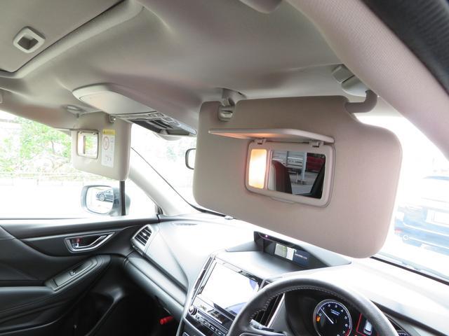 アドバンス 1オーナー サンルーフ 黒革シート ダイアトーン8インチナビTV サイド&バックカメラ STIエアロ ドライバーモニタリングシステム パワーバックドア ルーフレール LEDアクセサリーライナー(49枚目)
