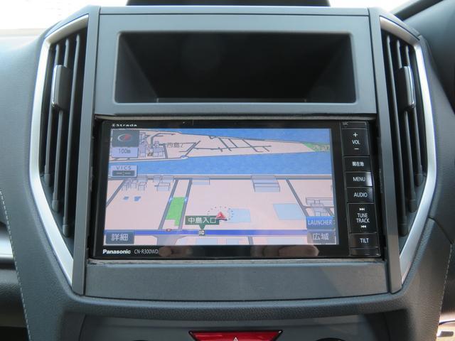 2.0i-Sアイサイト SDナビ フルセグTV スマートキー スバルリヤビーグルディテクション LEDヘッドライト LEDライナー パワーシート(5枚目)
