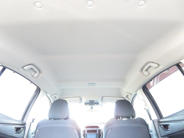 2.0i-Sアイサイト SDナビ フルセグTV スマートキー スバルリヤビーグルディテクション LEDヘッドライト LEDライナー パワーシート(11枚目)