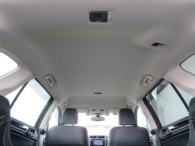 リミテッド ワンオーナー 黒革シート ダイアトーン8インチSDナビ フルセグTV フロント&サイド&バックカメラ パワーバックドア スバルリヤビーグルディテクション パワーシート シートヒーター(11枚目)