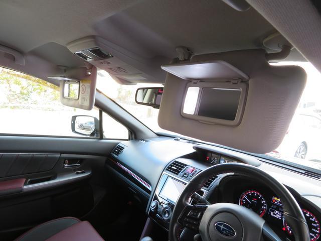 1.6STIスポーツアイサイト SDナビTV レザーシート バックカメラ アドバンスドセイフティーパッケージ ブラインドスポットモニター LEDアクセサリーライナー STIマフラー スマートキー パワーシート シートヒーター ETC(46枚目)