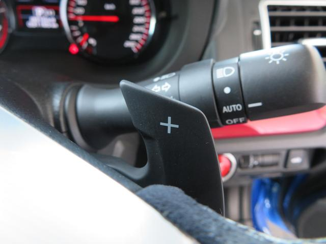 tS NBRチャレンジパッケージ 限定車 後期バンパー SDナビTV バック&サイドカメラ STIエアロ ドライカーボンリアスポイラー STI製BBS19インチアルミ STI製レカロバケットシート アドバンスドセイフティパッケージ(30枚目)