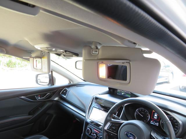 2.0i-S アイサイト ワンオーナー SDナビ フルセグTV Bカメラ ルーフレール F&Rコーナーセンサー スバルリヤビーグルディテクション パワーシート 革巻きステアリング スマートキー ETC 18インチアルミ(44枚目)