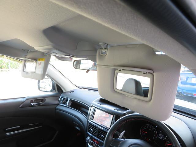 2.5iスペックB アイサイト HDDナビ フルセグTV バックカメラ スマートキー ビルシュタイン車高調 18インチアルミ STIフロントリップ ETC パワーシート SIドライブ アイドリングストップ ハーフレザーシート(40枚目)
