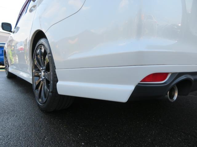 2.5iスペックB アイサイト HDDナビ フルセグTV バックカメラ スマートキー ビルシュタイン車高調 18インチアルミ STIフロントリップ ETC パワーシート SIドライブ アイドリングストップ ハーフレザーシート(56枚目)