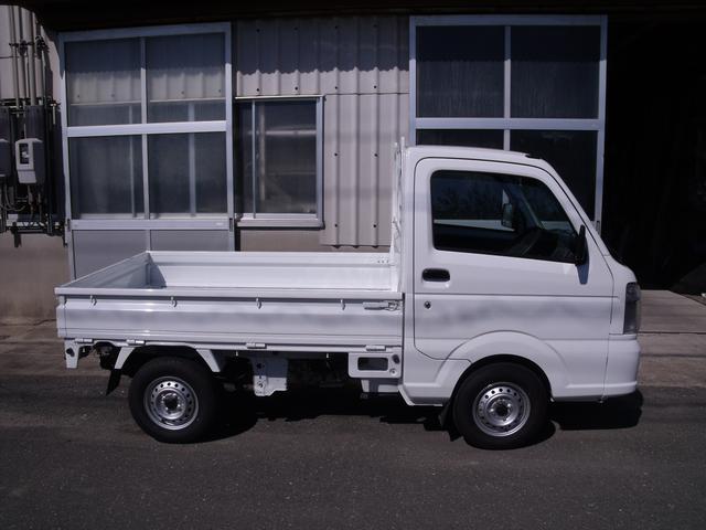 KC エアコン・パワステ 4WD AT(5枚目)