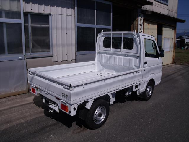 KC エアコン・パワステ 4WD AT(6枚目)