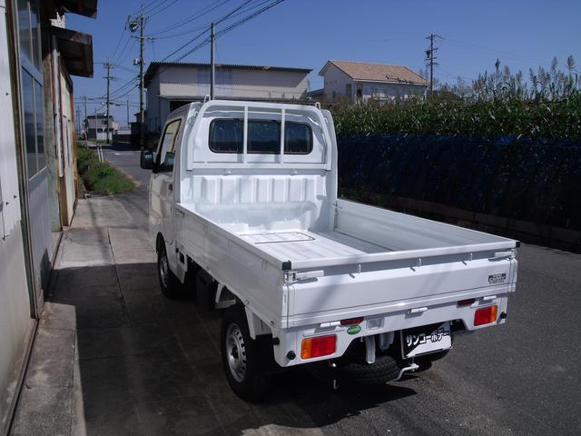KC エアコン・パワステ 4WD AT(8枚目)