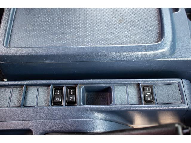 クレーン付き 積載車 極東フラトップ 開閉アオリ ラジコン 4段クレーン 差し違いアウトリガー ミラー型バックカメラ 6MT レッカー キャリアカー(51枚目)
