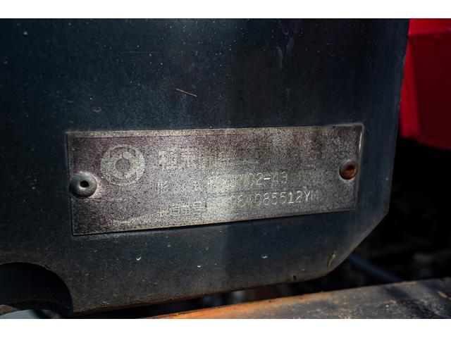 クレーン付き 積載車 極東フラトップ 開閉アオリ ラジコン 4段クレーン 差し違いアウトリガー ミラー型バックカメラ 6MT レッカー キャリアカー(80枚目)