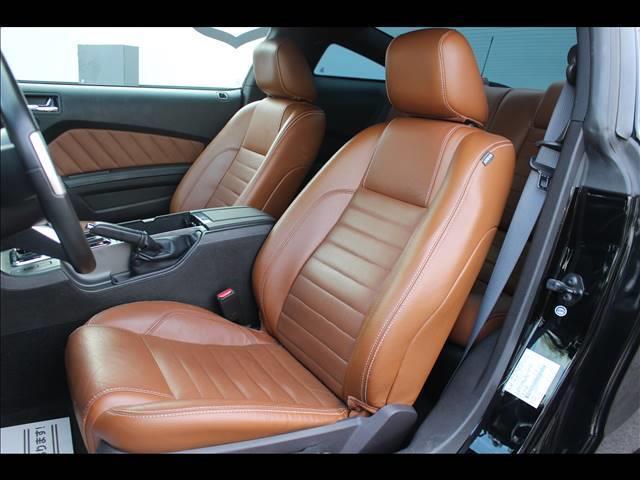フォード フォード マスタング ブラウンレザー Pシート Sヒーター ETC
