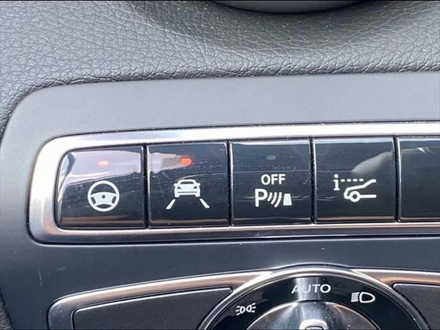 C200スポーツエディション(本革仕様) 左ハンドル限定車 サンルーフ 本革シート シートヒーター・メモリー レーダーセーフティPKG レーダークルーズ 純正HDDナビ フルセグ バックカメラ Bluetooth パワーバックドア LED(8枚目)