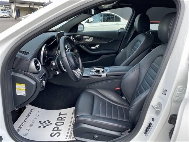 C200スポーツエディション(本革仕様) 左ハンドル限定車 サンルーフ 本革シート シートヒーター・メモリー レーダーセーフティPKG レーダークルーズ 純正HDDナビ フルセグ バックカメラ Bluetooth パワーバックドア LED(9枚目)