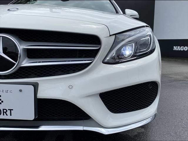 C200スポーツエディション(本革仕様) 左ハンドル限定車 サンルーフ 本革シート シートヒーター・メモリー レーダーセーフティPKG レーダークルーズ 純正HDDナビ フルセグ バックカメラ Bluetooth パワーバックドア LED(17枚目)