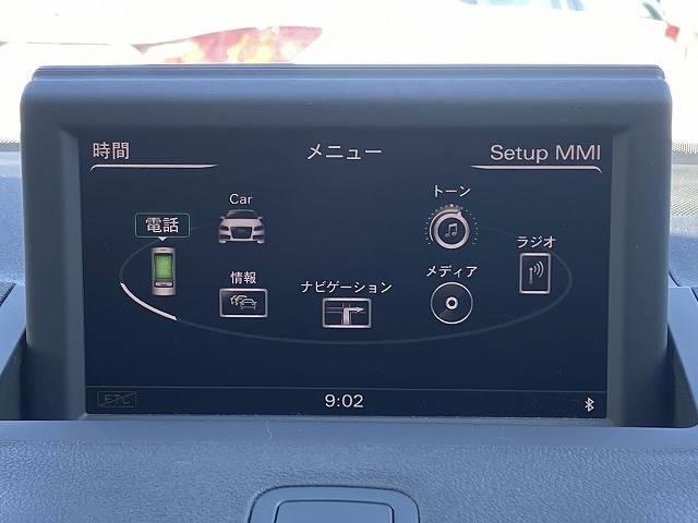 1.4TFSI 純正ナビTV ETC HIDヘッドライト Bluetoothオーディオ HID オートライトアイドリングストップ(6枚目)