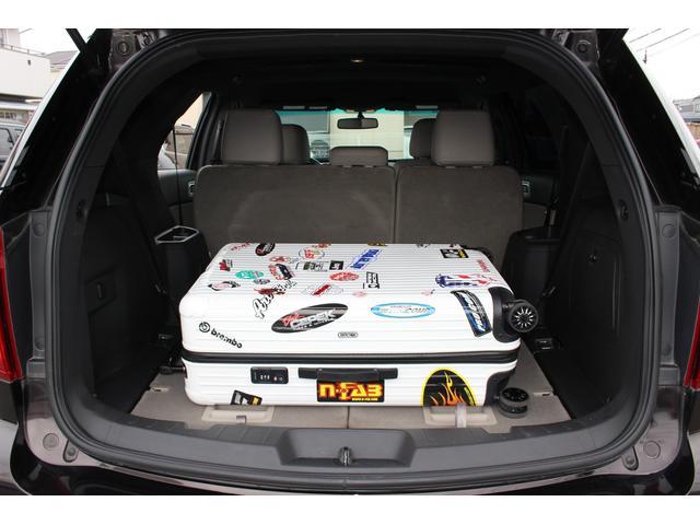 フォード フォード エクスプローラー XLTエコブースト マイフォードタッチ 本革 クルコン 3列