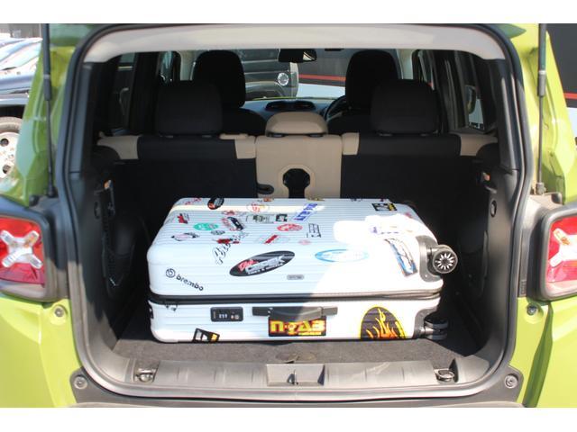 クライスラー・ジープ クライスラージープ レネゲード 75thアニバーサリーエディション 限定80台 地デジナビ