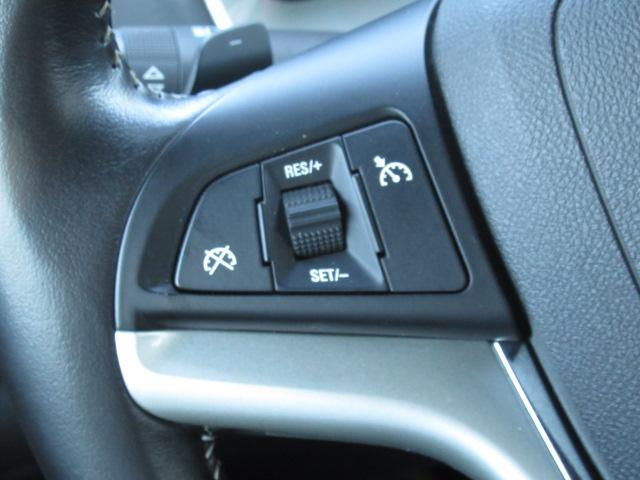 長距離運転をよりお楽しみいただけるクルーズコントロールを装備。ドライブがより楽しくなりますね。
