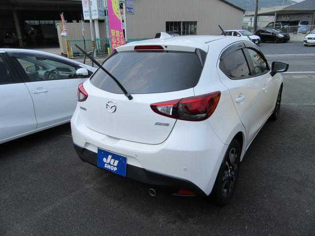 「マツダ」「デミオ」「コンパクトカー」「岐阜県」の中古車17