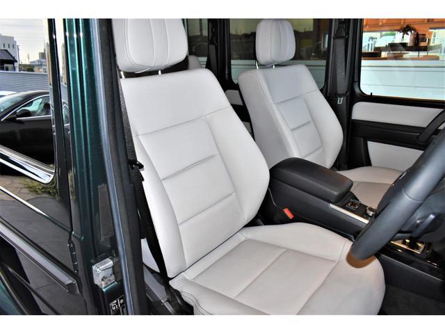 G350d 後期モデル グレーレザー ラグジュアリーPKG スライティングルーフ Apple car play対応 Harman&Kardon ディストロニックプラス F/Rシートヒーター ワンオーナー 禁煙車(4枚目)