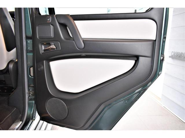 G350d 後期モデル グレーレザー ラグジュアリーPKG スライティングルーフ Apple car play対応 Harman&Kardon ディストロニックプラス F/Rシートヒーター ワンオーナー 禁煙車(68枚目)